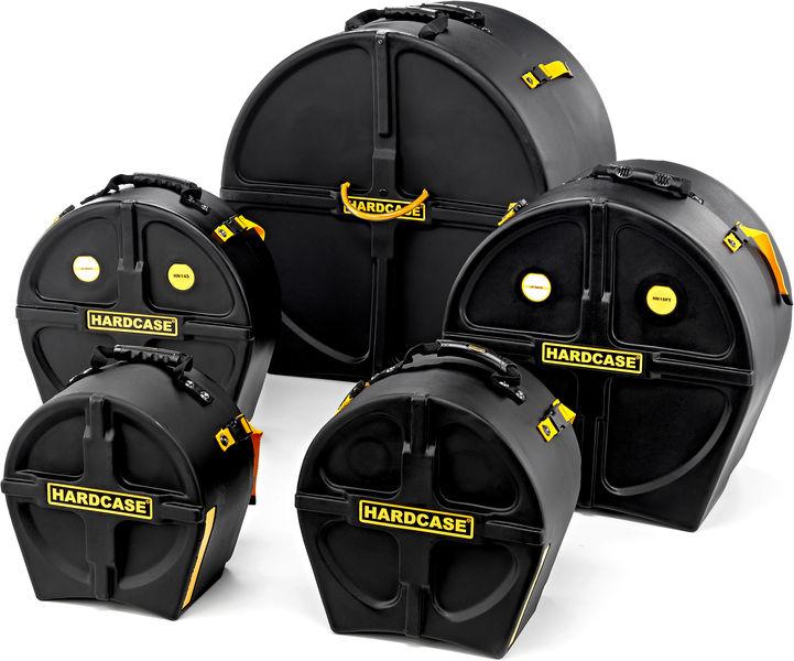 Obaly a přepravné kufry na bicí