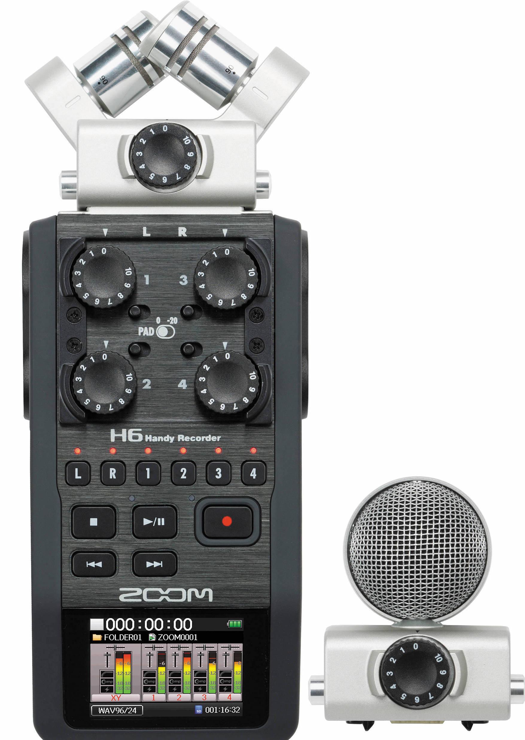 Rekordéry - nahrávací zařízení