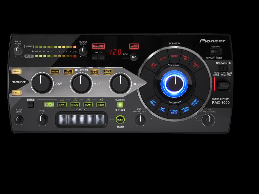 Remix stanice Pioneer Dj