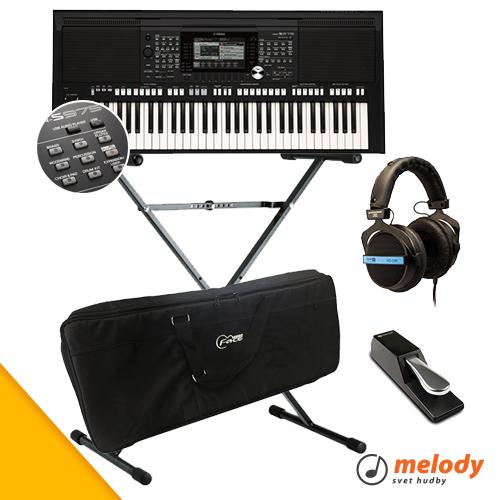 Klávesové sety - Keyboardy/syntezátory