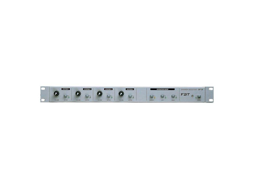 FBT stereo splitter