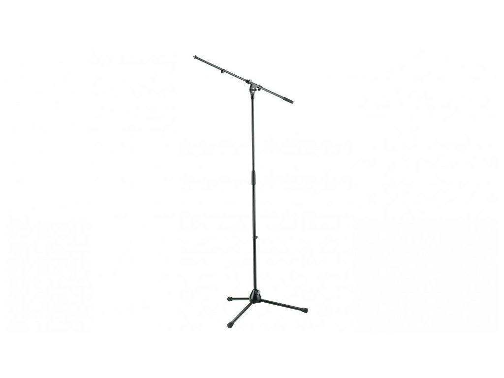 K&M 210/2 Microphone stand black