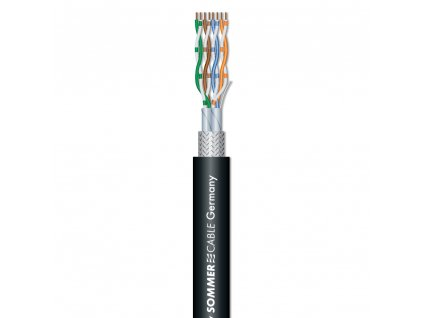 Sommer Cable MERCATOR CAT.7 PUR, 4x2xAWG26, 100 Ohm