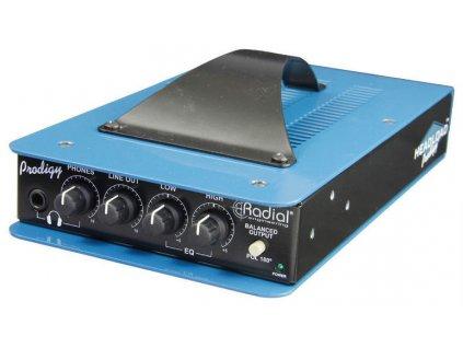 Radial Headload Prodigy V8
