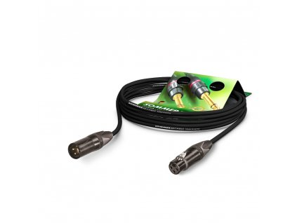 Sommer Cable MC The Source 5,00m, Black