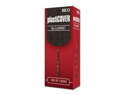 RICO RRP05BCL200 PLASTICOVER Bb klarinet  2
