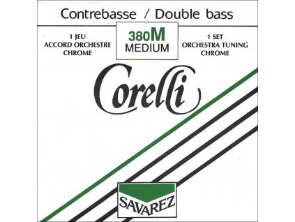 Corelli Strings For Double Bass Orchestra tuning 1/2 Size