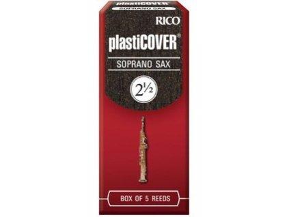 RICO RRP05SSX150 PLASTICOVER soprán saxofon 1.5