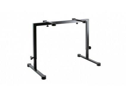 K&M 18810 Table-style keyboard stand »Omega« black