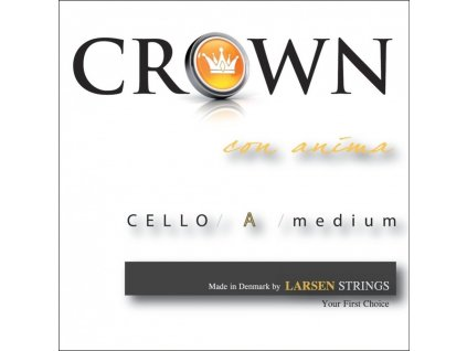 Crown Strings For Cello Forte