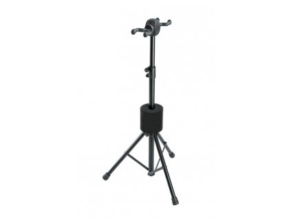 K&M 17620 Guitar stand »Double« black