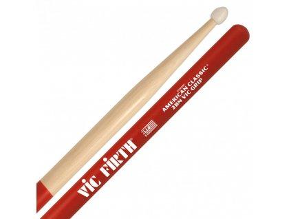 VIC FIRTH 2BNVG nylon,grip