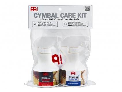 Meinl MCCK-MCCL Cymbal Care Kit