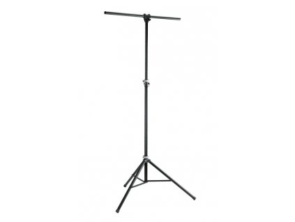 K&M 24620 Lighting stand black anodized