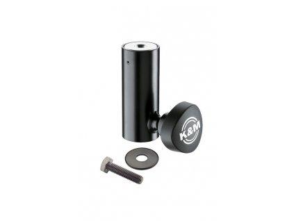 K&M 24528 Reducer flange black