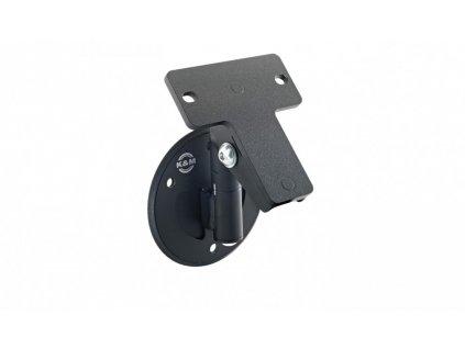 K&M 24161 Universal speaker wall mount structured black