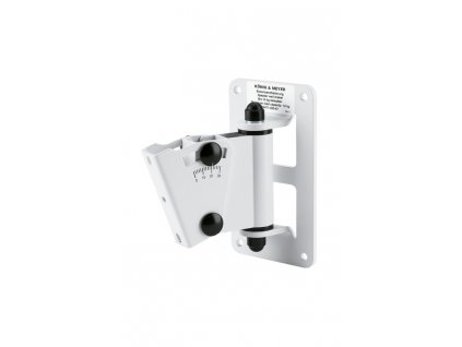 K&M 24471 Speaker wall mount white