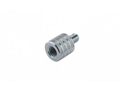 K&M 21918 Thread adapter zinc-plated
