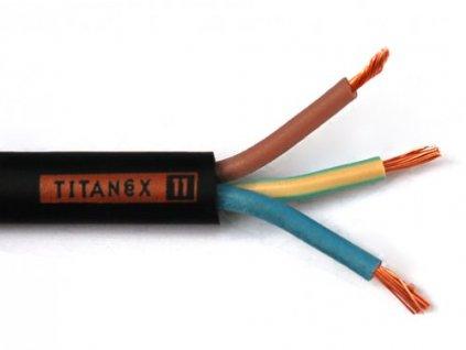 Titanex kábel H07RN-F 3G x 2,5 mm