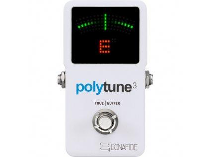 TC Electronic PolyTune 3 Tuner/Buffer