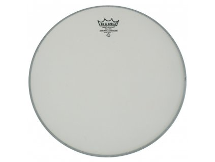 "Remo 14"" CS-0114-20 CS Ambassador White Coated 14"""