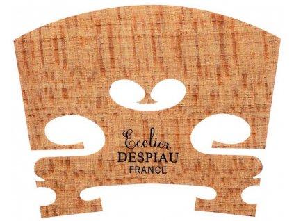 Despiau Violin bridge Ecolier 1/2