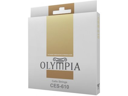 Olympia Cello strings MCES610