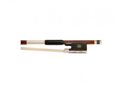 Petz violin bow, brasilwood, nickel fitting, silverplated