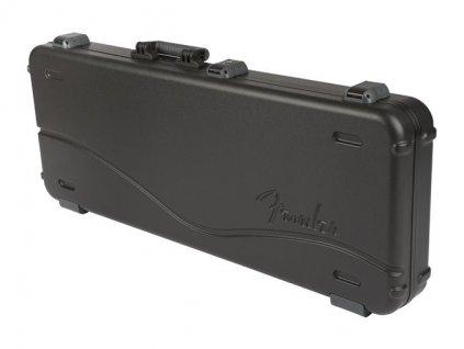 Fender Deluxe Molded Strat/Tele Case, Black
