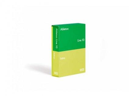 Ableton Live 10 Intro (el. licence)