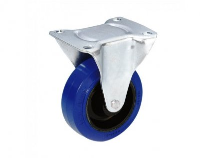 Adam Hall Guitel 100mm blue wheel