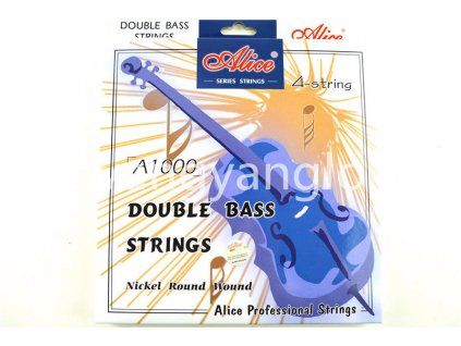 Alice A1000 Double Bass Strings