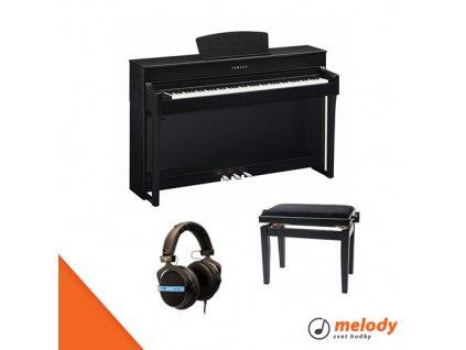 Yamaha CLP 635 Black Set