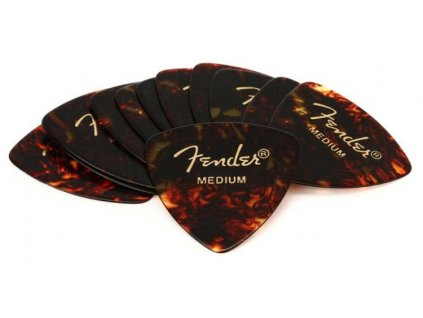 Fender 351 Shape Classic Tortoise Shell Medium (12PCS)