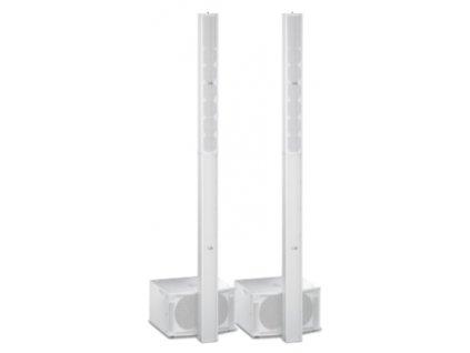 2 x FBT CLA 604 A White + 2 x CLA 208 SA White + 2 x VT-SC + obaly