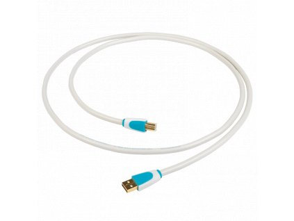 chord company c usb digital usb audio interconnect cable 0 75m usb cable 4663660445738