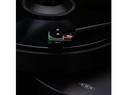 DS Audio, DS-E1 Cartridge + Equalizer Set Silver, používaný demo kus
