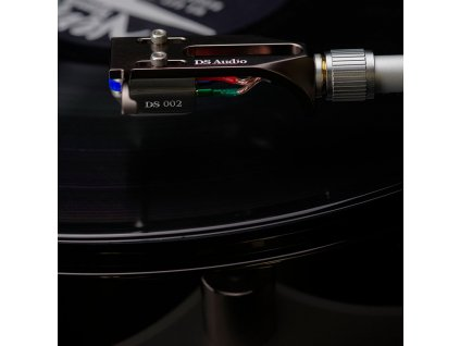 DS Audio DS-002 Cartridge + Equalizer Set Silver/Silver