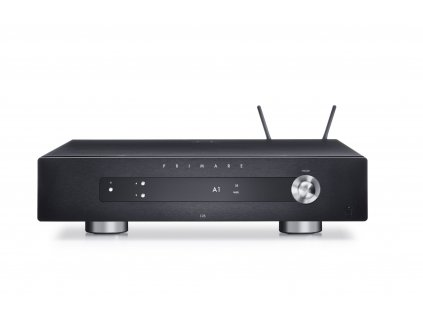 primare i25 prisma modular integrated amplifier and network player front black scaled