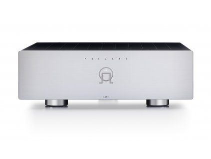 primare a35 2 power amplifier front titanium