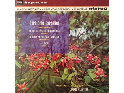 Rimsky-Korsakov, Cluytens – Capriccio Espagnol