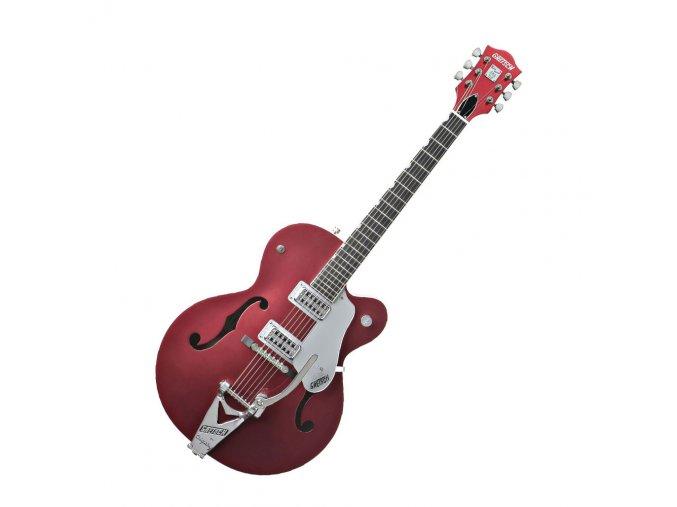 GRETSCH GUITARS G6120SHATV Setzer Hot Rod - TV Jones Pickups - Candy Apple Red