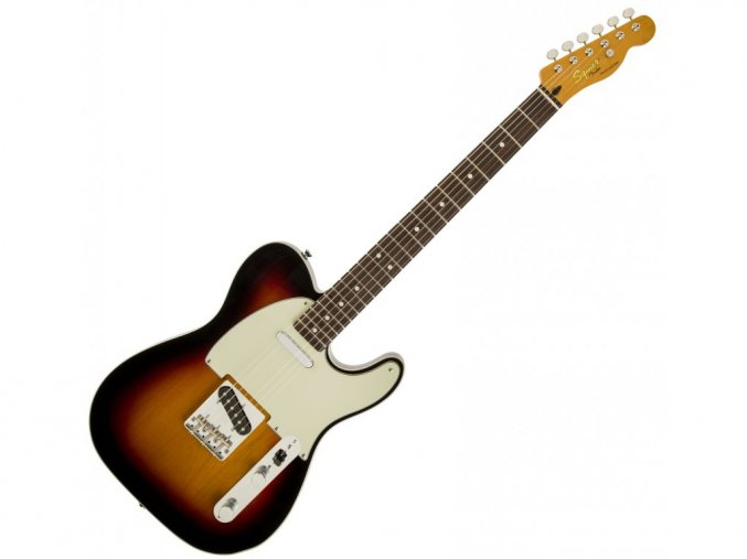 Squier Classic Vibe Telecaster Custom, 3-Color Sunburst