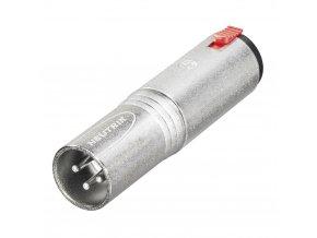 SOMMER NEUTRIK Adapter XLR-Stecker auf Klinke