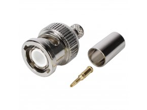 Sommer Cable BNC-Crimpstecker, 75 Ohm