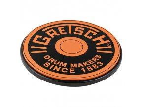 "Grestch 6"" Orange Practice Pad"