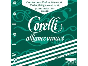Corelli Strings For Violin Alliance Light