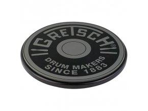 "Gretsch 6"" Grey Practice Pad"