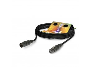 Sommer Cable MC The Stage, Black, 6,00m