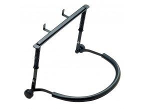 K&M 16415 Harmonica holder black